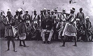 Dahomey Amazons, 1890