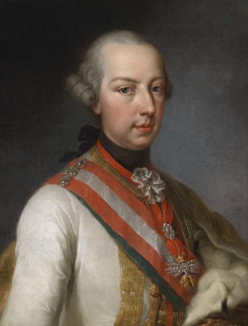 Joseph II, by Joseph Hickel