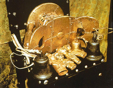 The Golden Stool