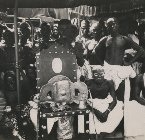 The Ashanti and their Golden Stool (1935)