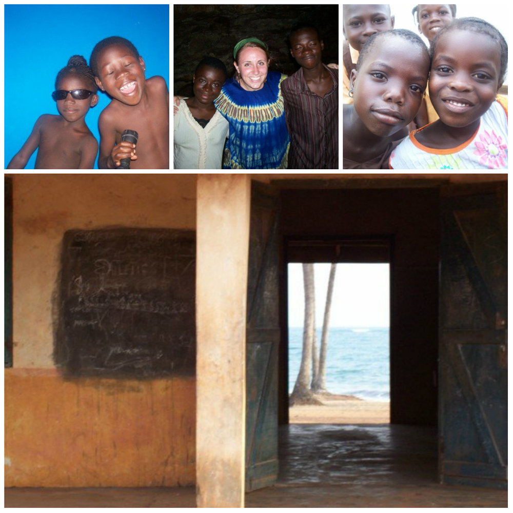 A collection of photos from Ghana in West Africa.