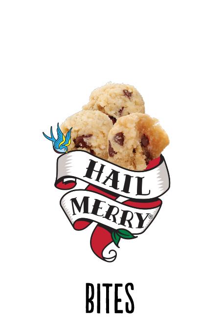Hail Merry Bites