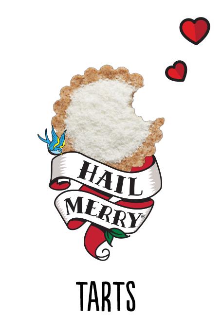 Hail Merry Tarts