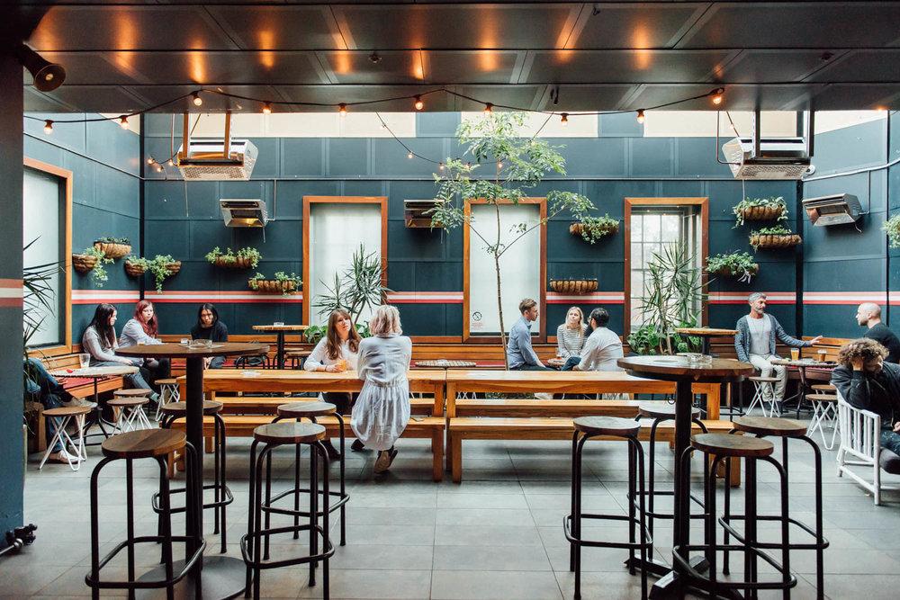 Darlo Bar Interior