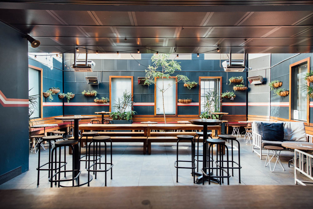 Darlo Bar - Rooftop bar