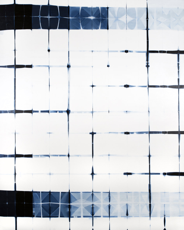 Hazel's Decision , 2016 Acrylic on canvas 60 x 48 inches