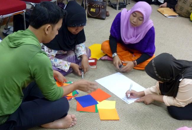 Training for PAUD Tutors