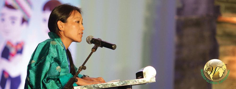SONAM PEM  Director of Programmes, Programme Division - Tarayana Foundation
