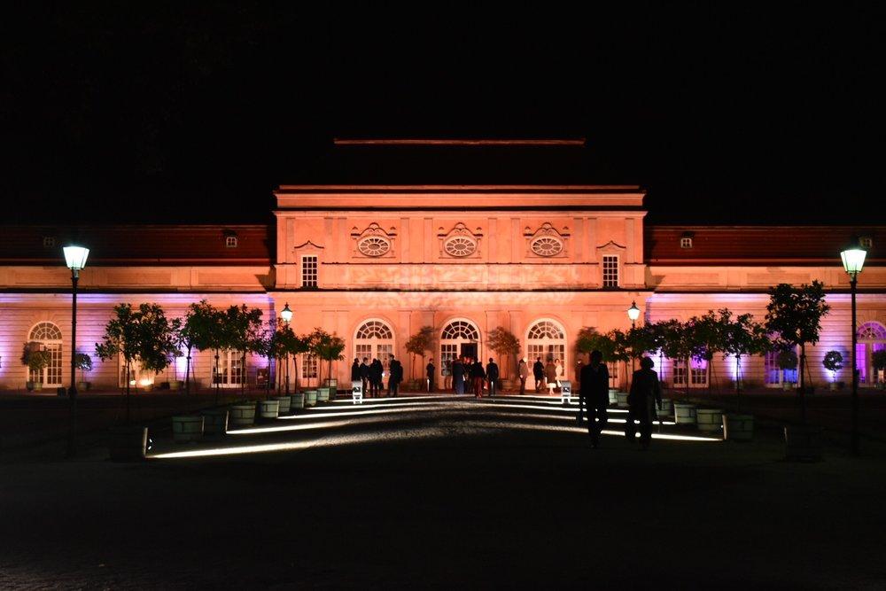 Grosse Orangerie Schloss Charlottenburg, Berlin
