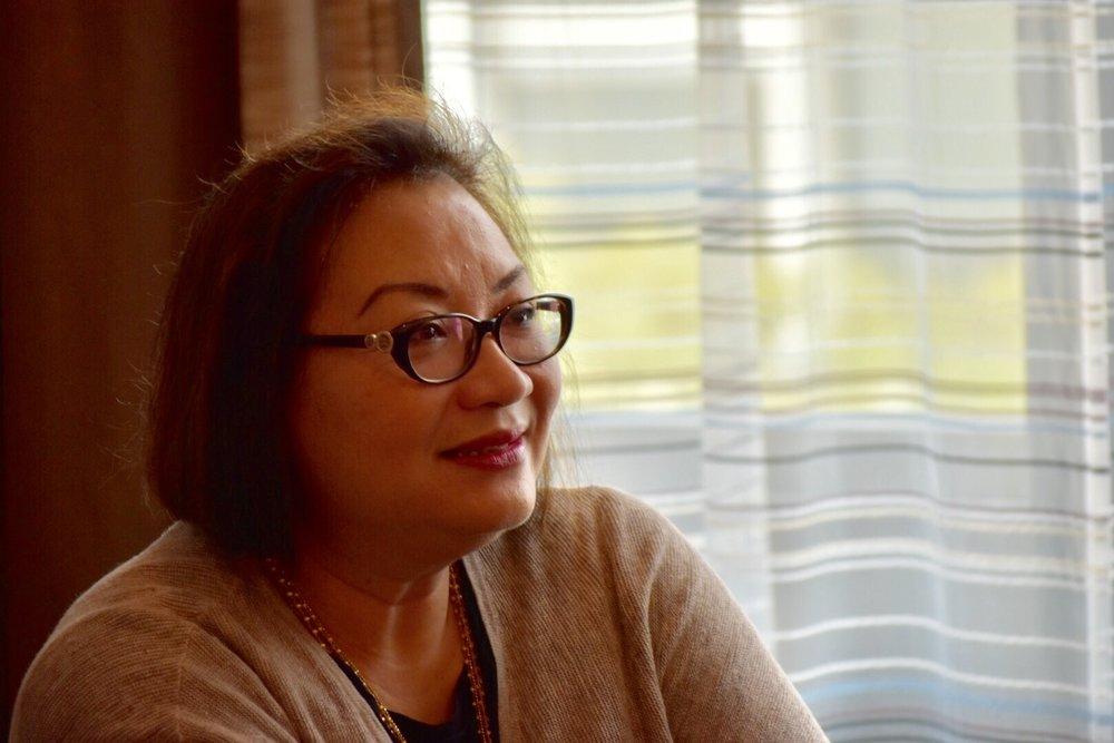 Ibu Anie Djojohadikusumo