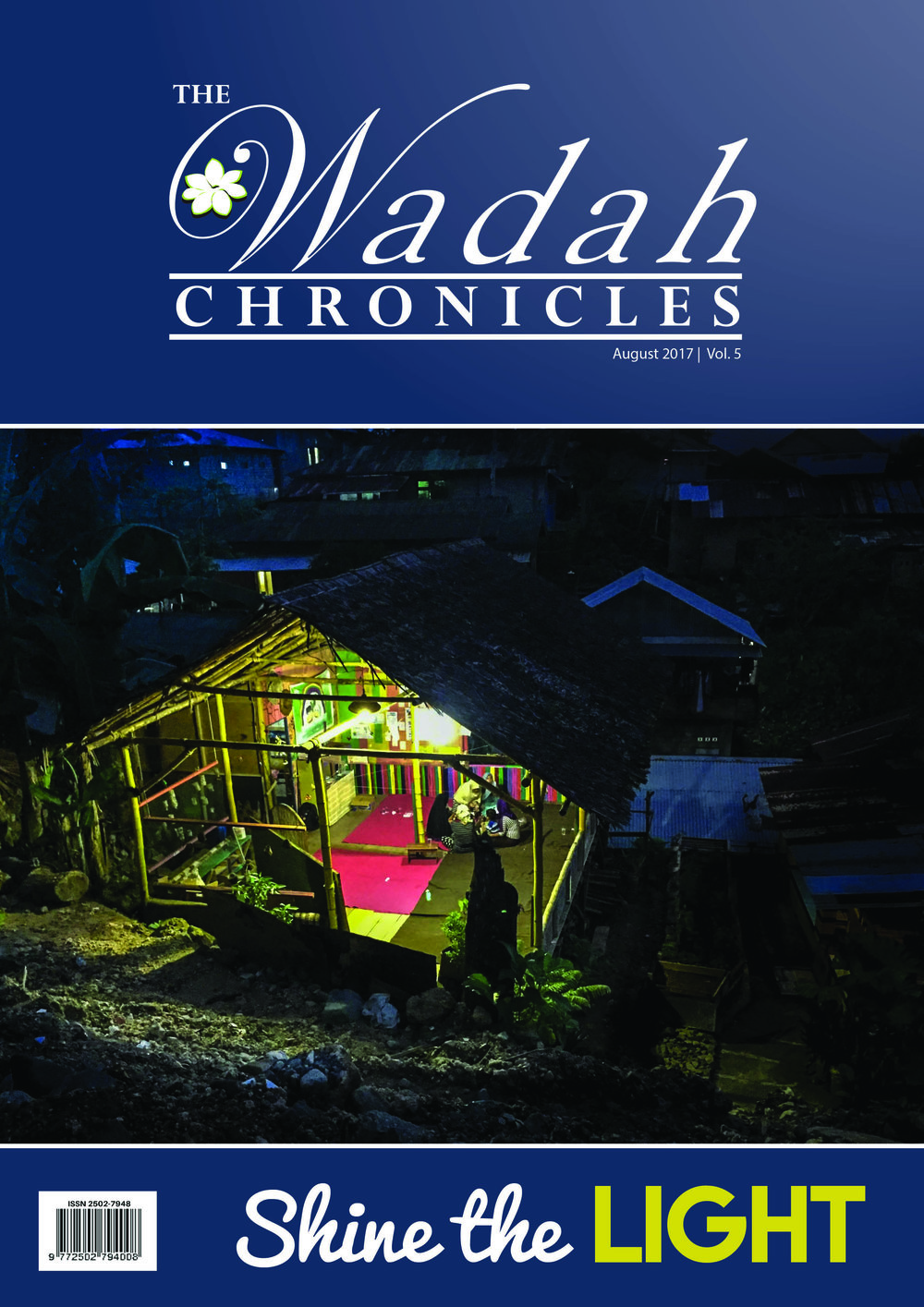 Wadah Chronicles - August 2017