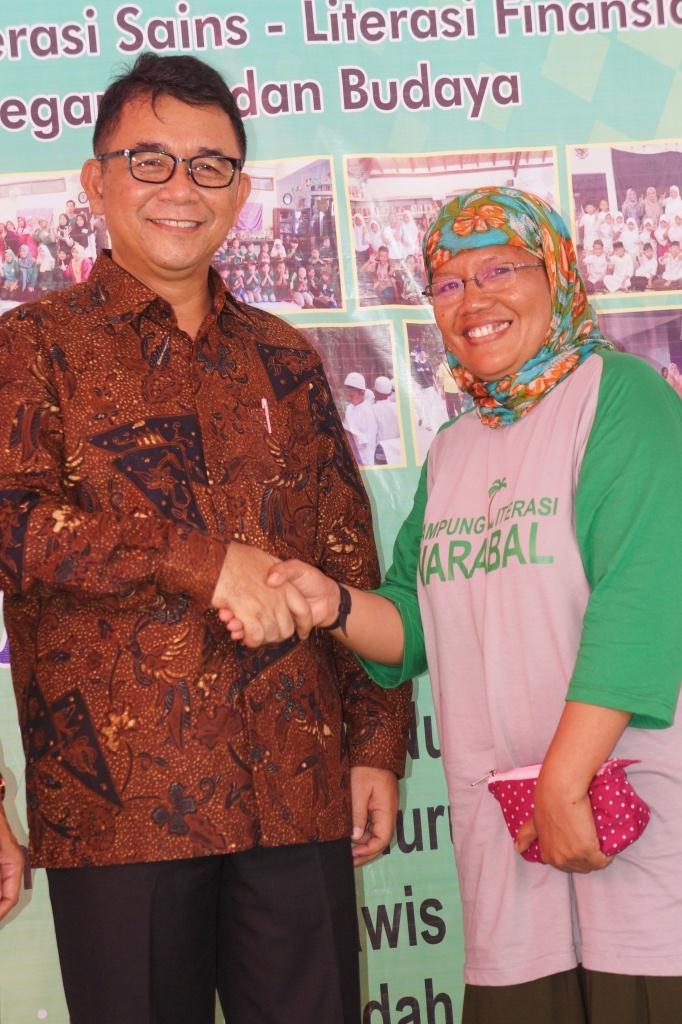 PKMW WARABAL_Kampung Literasi