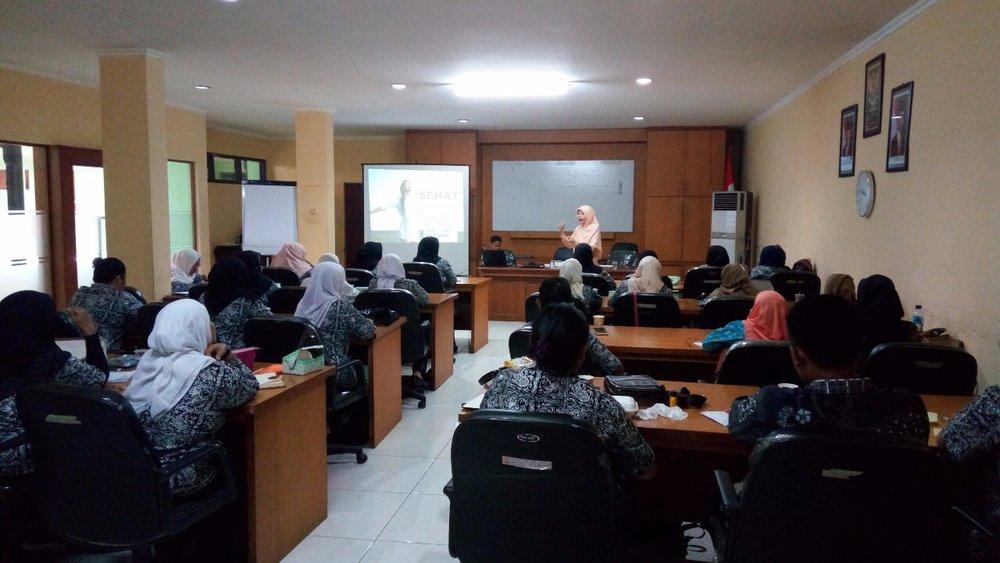 Pelatihan Kesehatan - Wilayah I.JPG