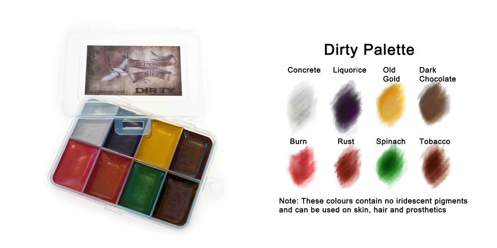 Dirty Palette