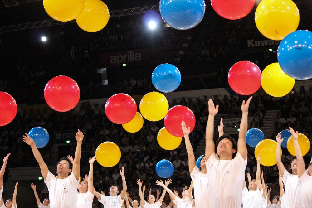 Japanese National Evening  World Gymnaestrada 2015