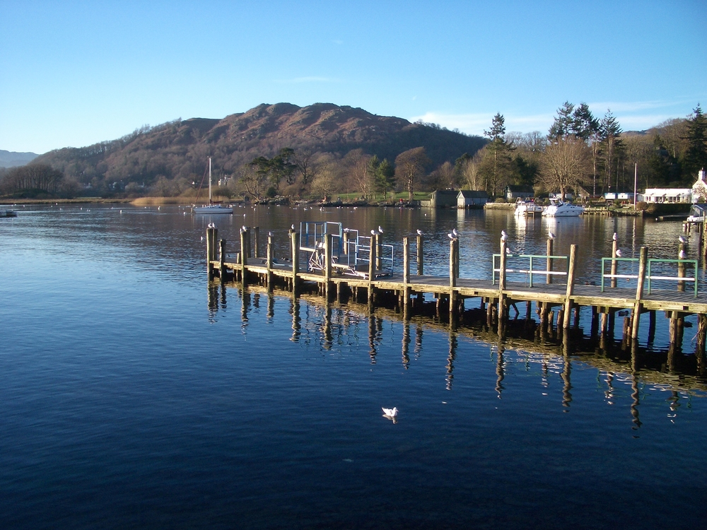 Waterhead Jetty