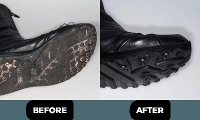 Expert Shoe Repairman