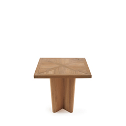 SQUARE SIDE TABLE
