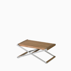 FOLDING LOW DRINK TABLE