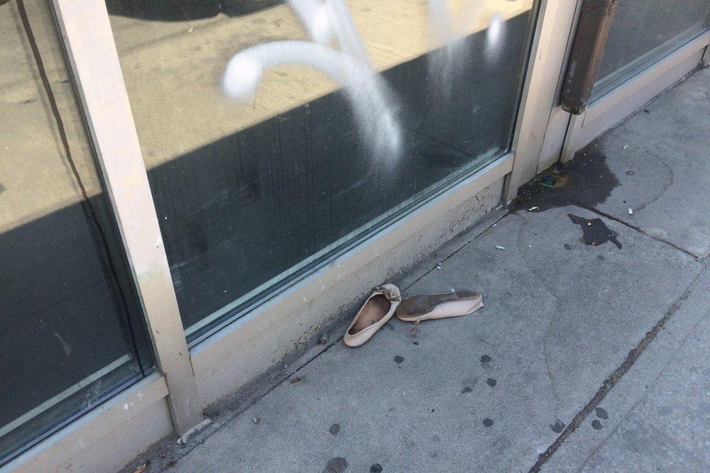 ballerina's flat