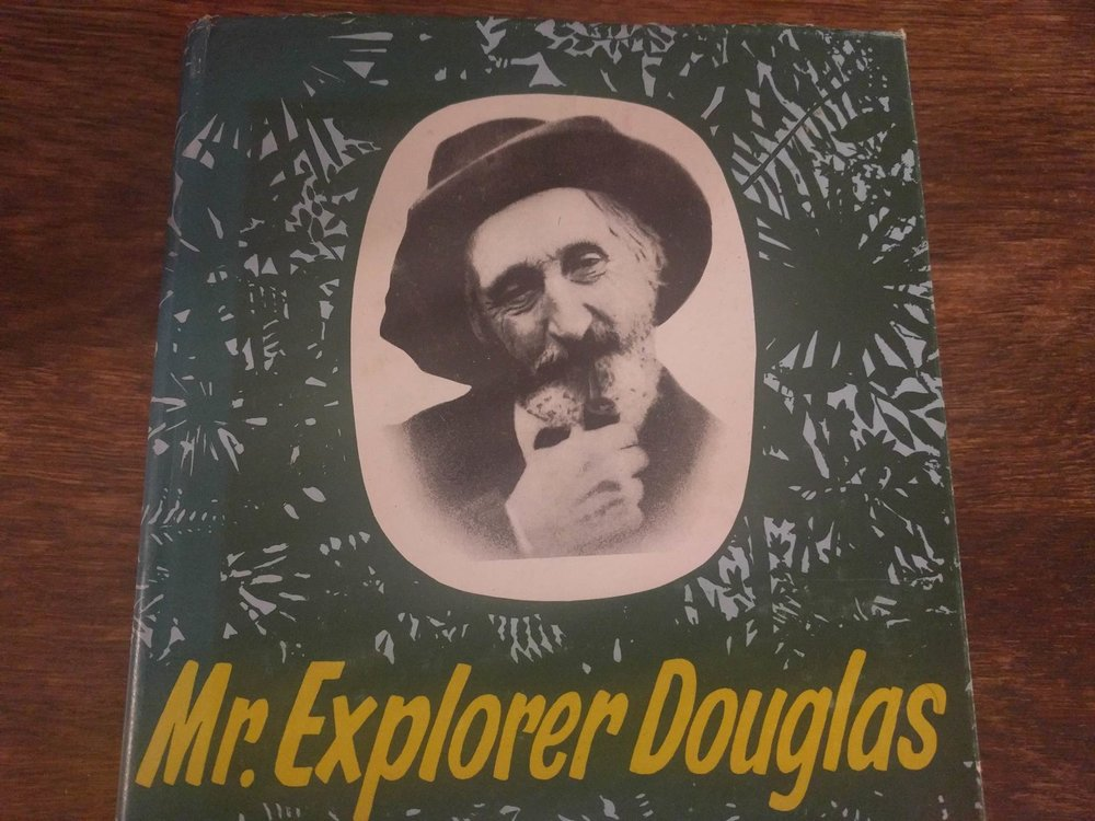 A book about a famous West Coast explorer with the maps he drew.