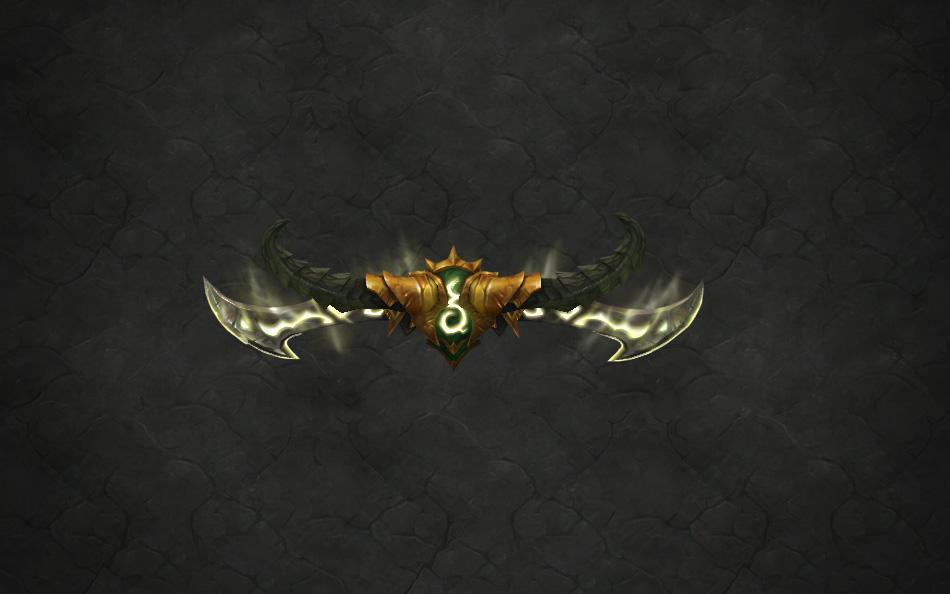 Havoc Demon Hunter - Twinblades of the Deceiver