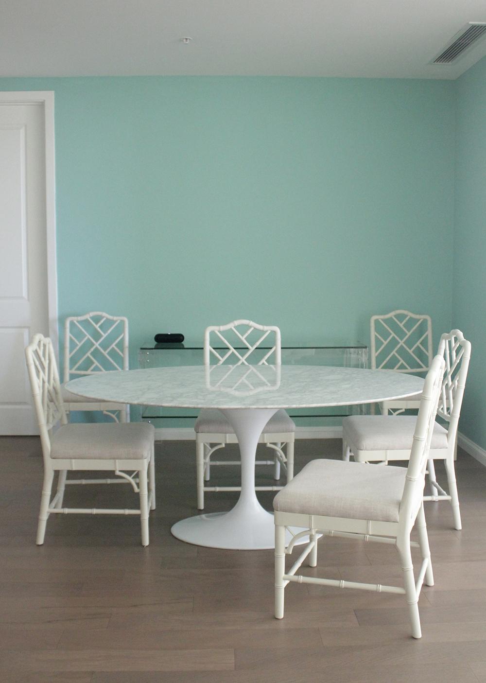 Rove Concepts Giveaway Jana Bek Design - Rove concepts saarinen table