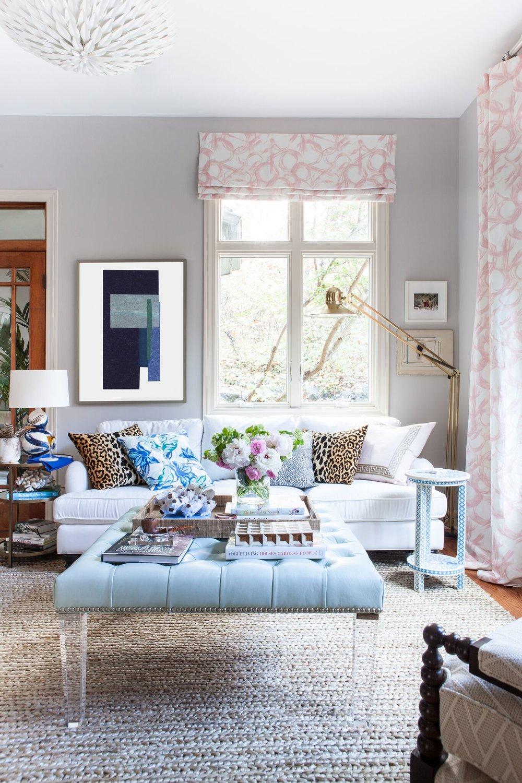 One Room Challenge - Living Room Reveal — Jana Bek Design