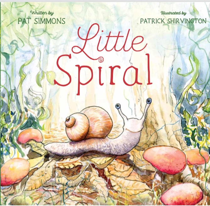 - Little Spiral - Now available in bookshops. He may be small but he loves exploring. Join Little Spiral on his journey through the rainforest. Stay safe, Little Spiral.