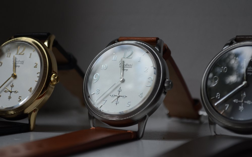 Our debut timepiece - The Cotcas Legacy