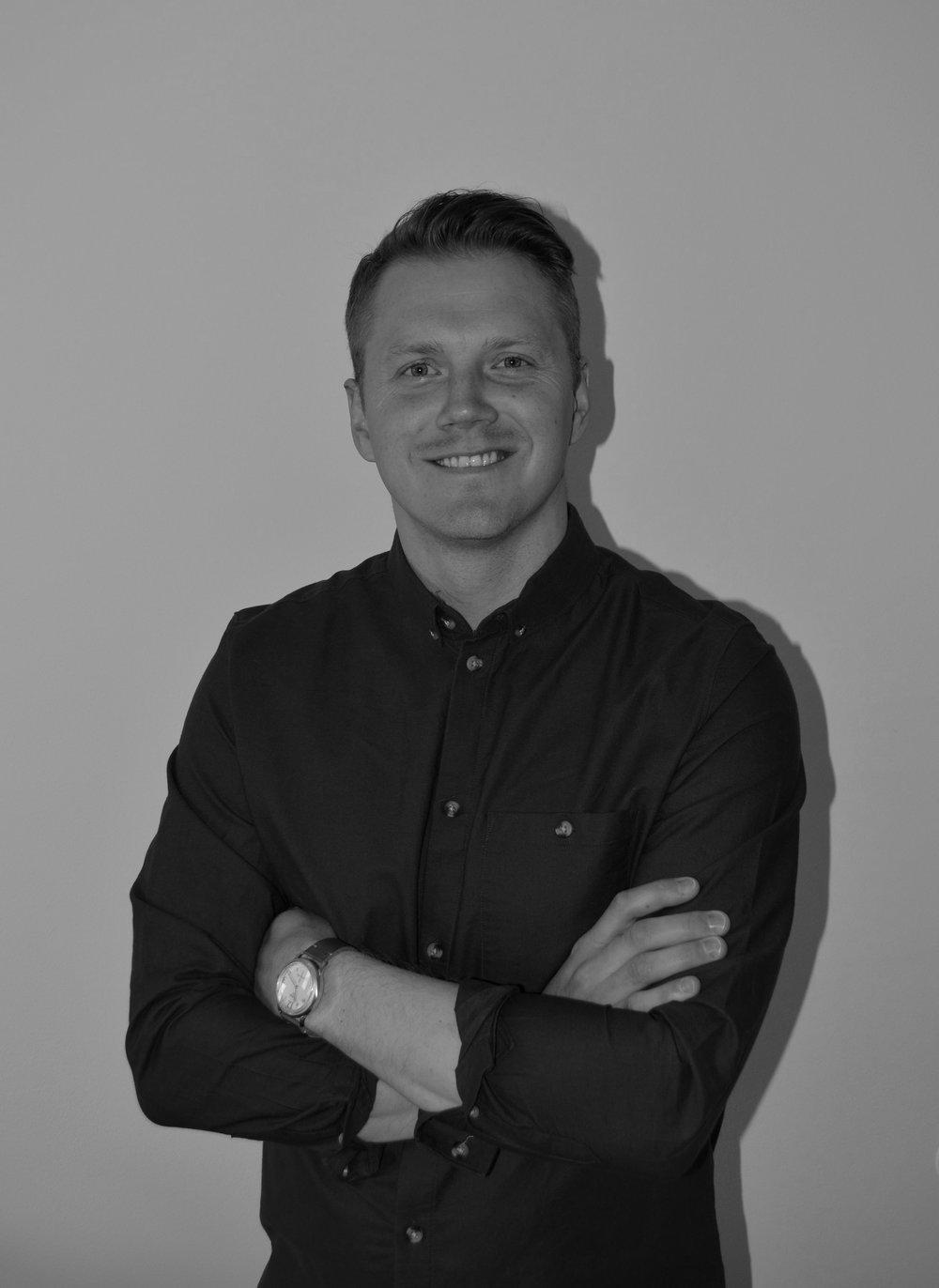 Fredrik Ingel - Founder Cotcas Watches