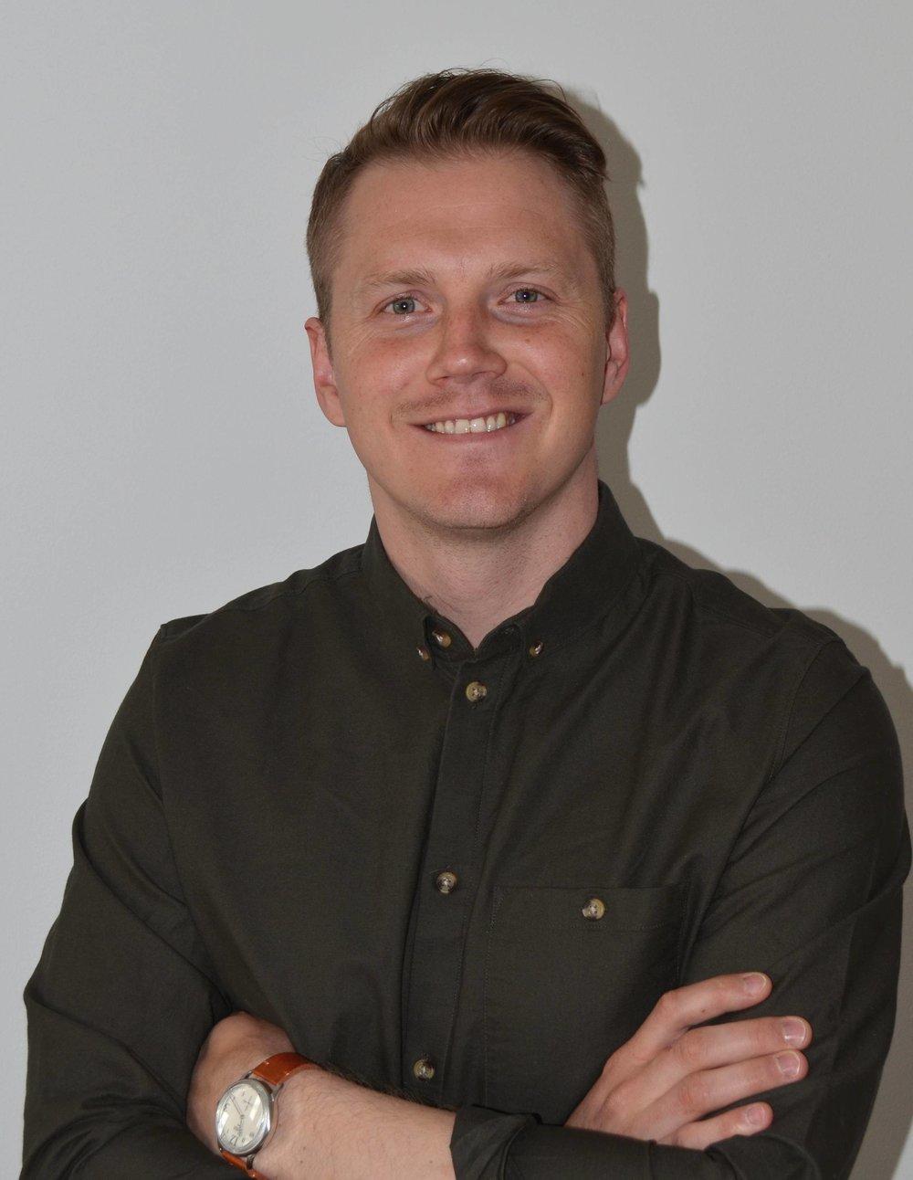 Fredrik Ingel - Founder Cotcas