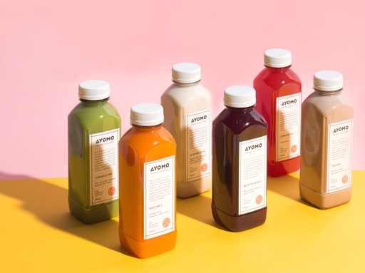 Cold Pressed Juice >> Ayomo Cold Press Juice Rustica Sourdough