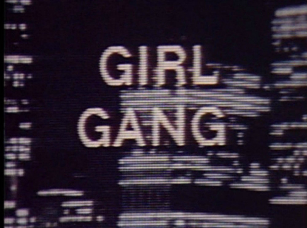 GIRL GANG -