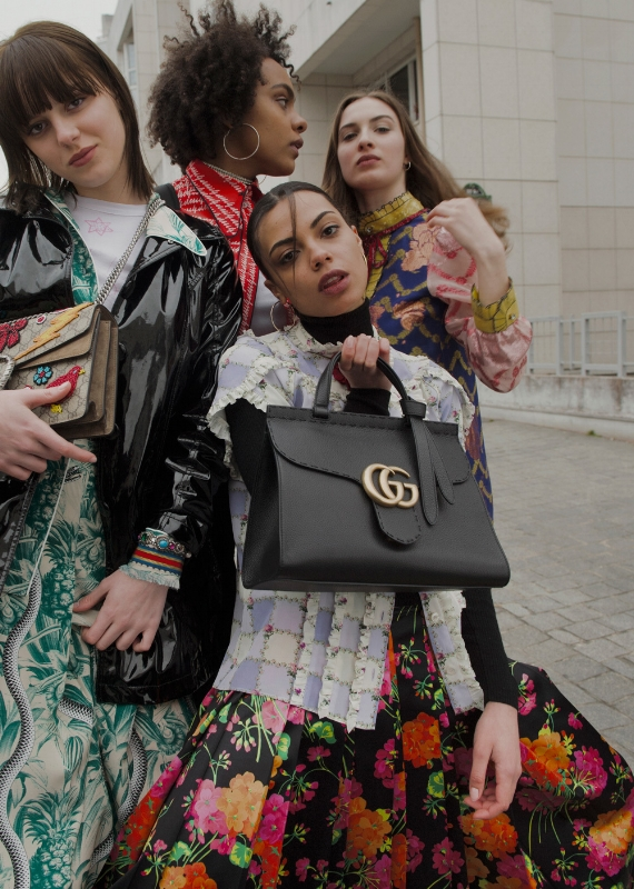 Gucci Girl Gang - Photography Amanda Camenisch