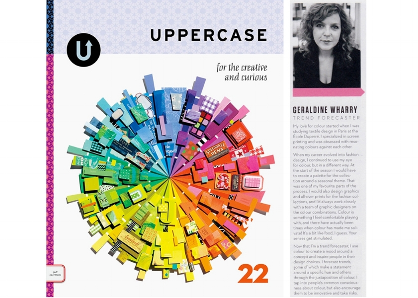 UPPERCASE - The colour issue - #22