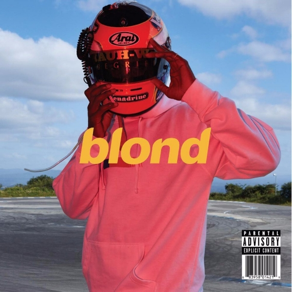'Blond', Frank Ocean