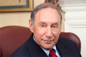 Dr Ronald Ruden agykutató, a HAVENING felfedezője