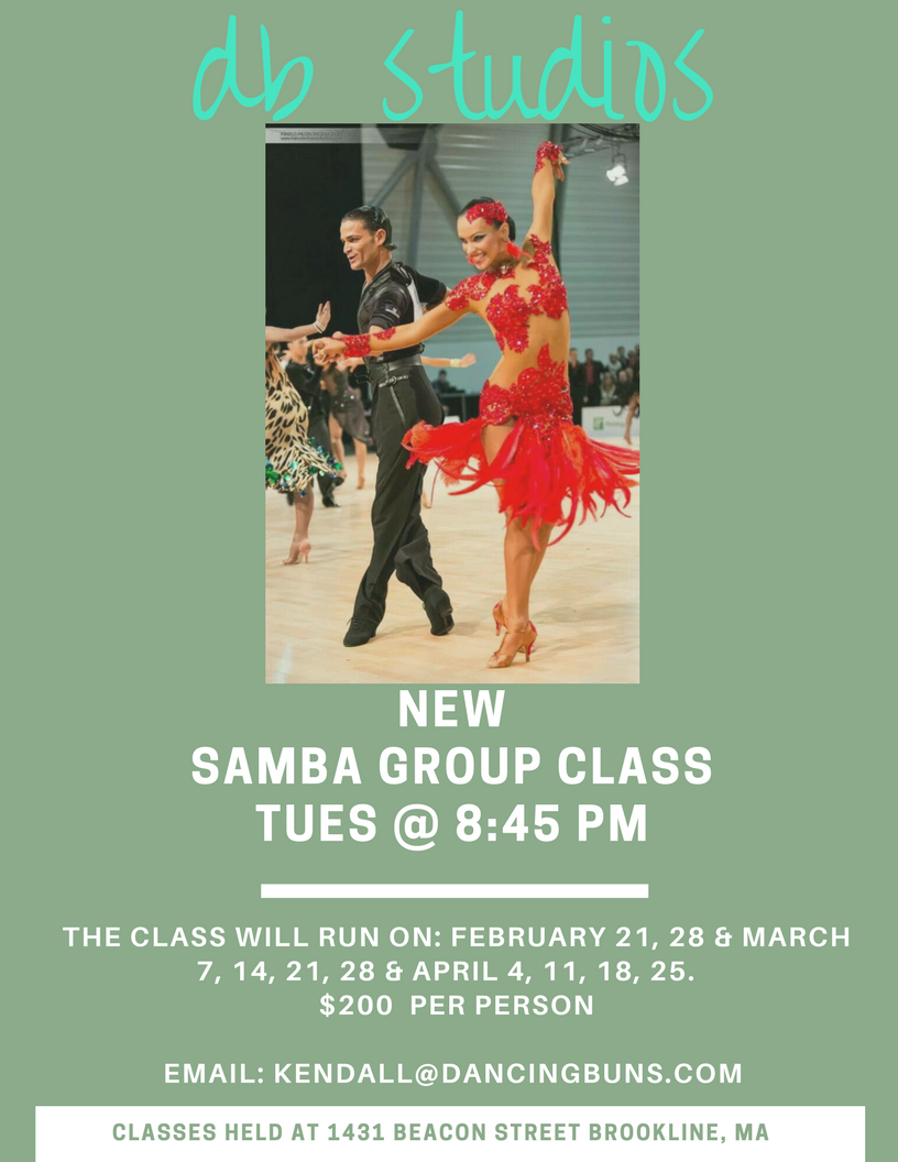 If you would like to join us for class please either email or call                      617.286.6890 or kendall@dancingbuns.com