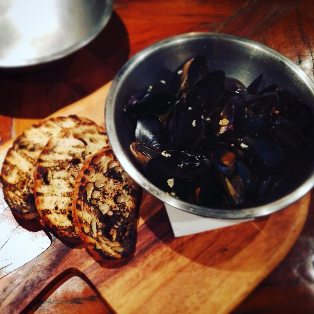Boston Bay Mussels