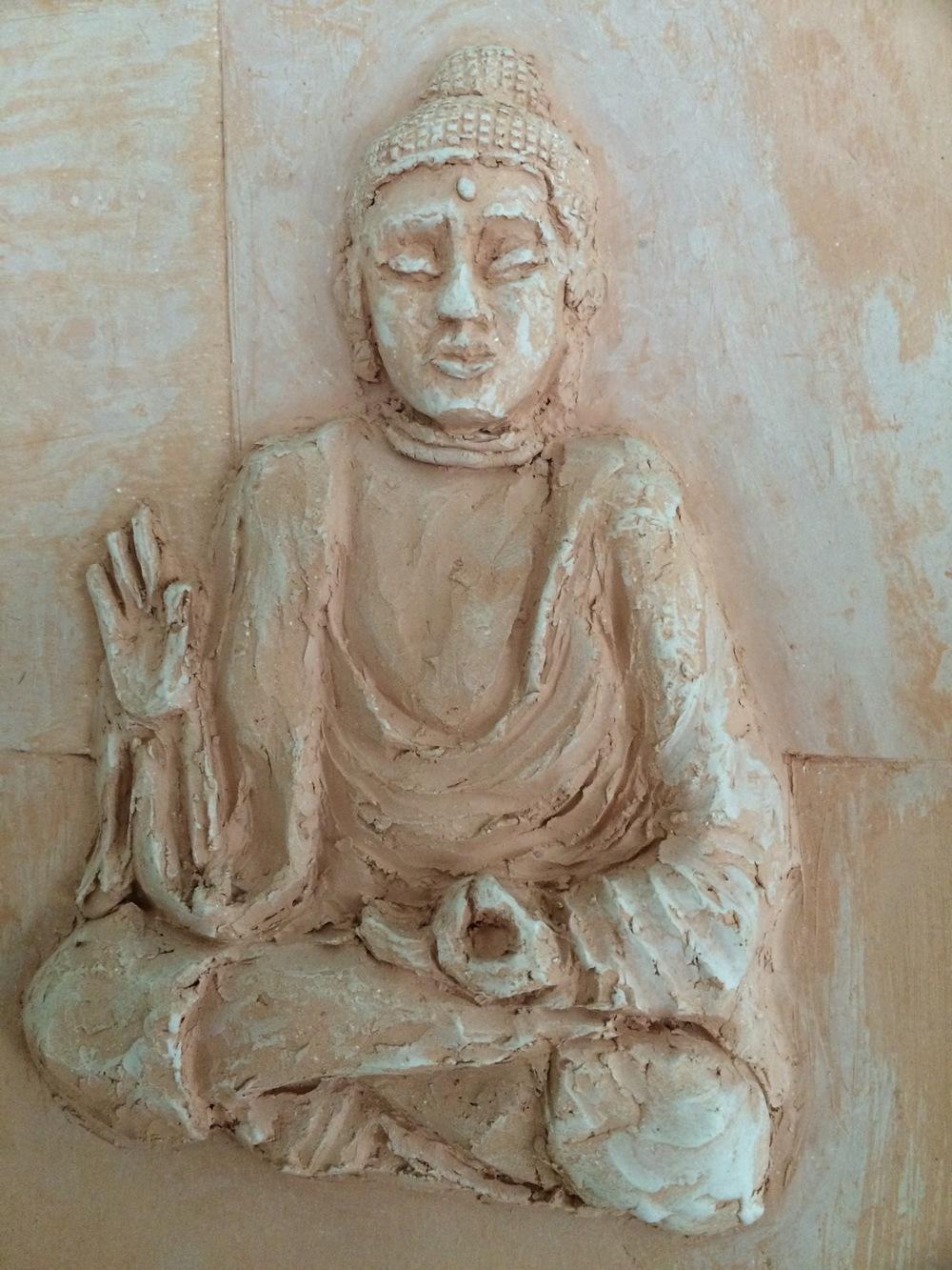 Buddha (Detail)