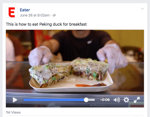 Witness the magic behind Mr Bing with Eater!