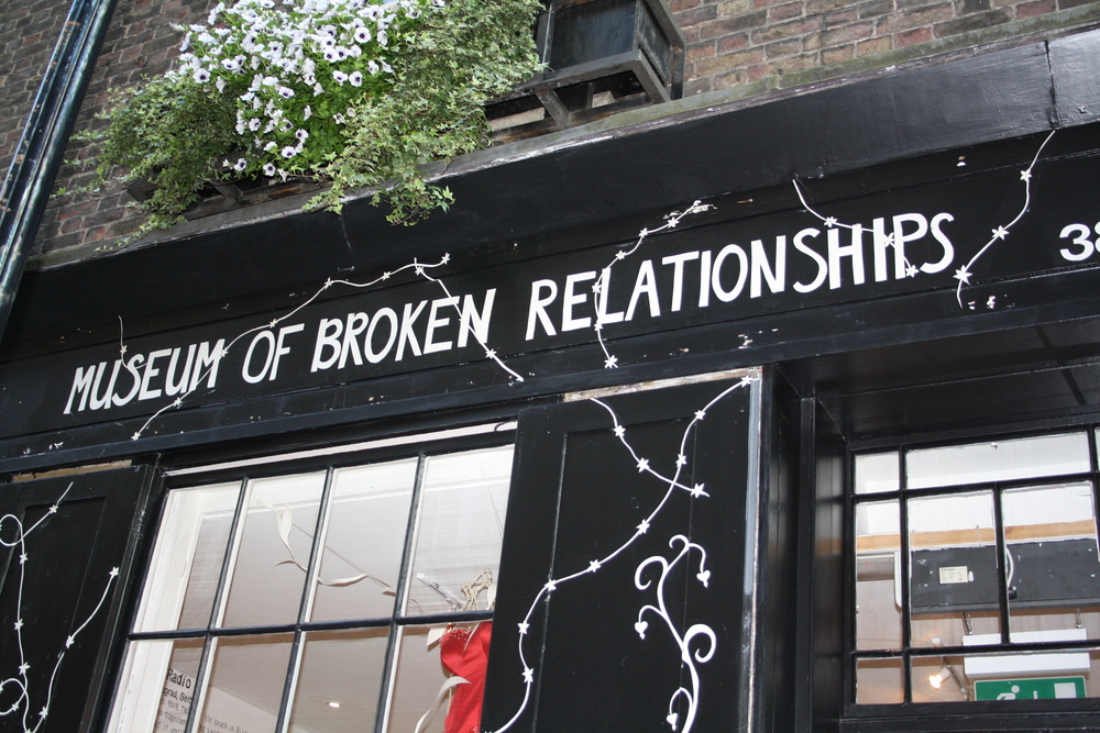 The  Museum of Broken Relationships , Zagreb, Croatia