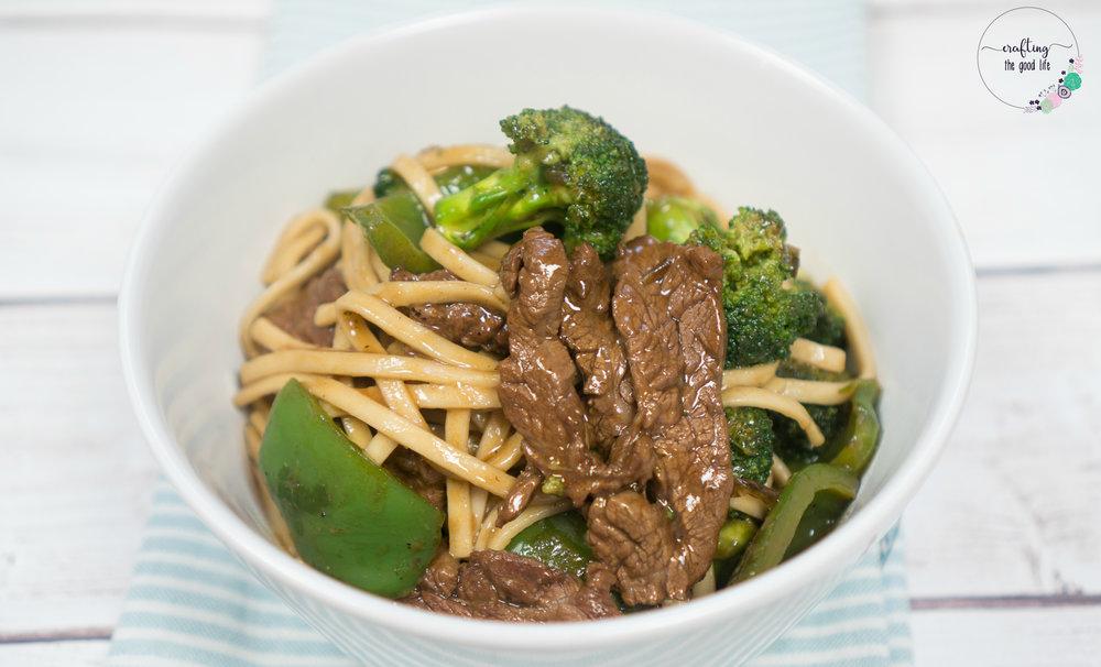 Easy Steak Stir Fry | 20 Minute Dinner