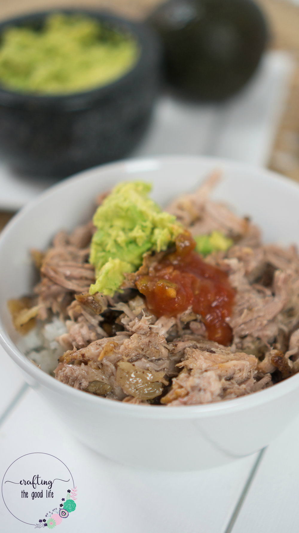 Slow-Cooker Pulled Pork Carnitas