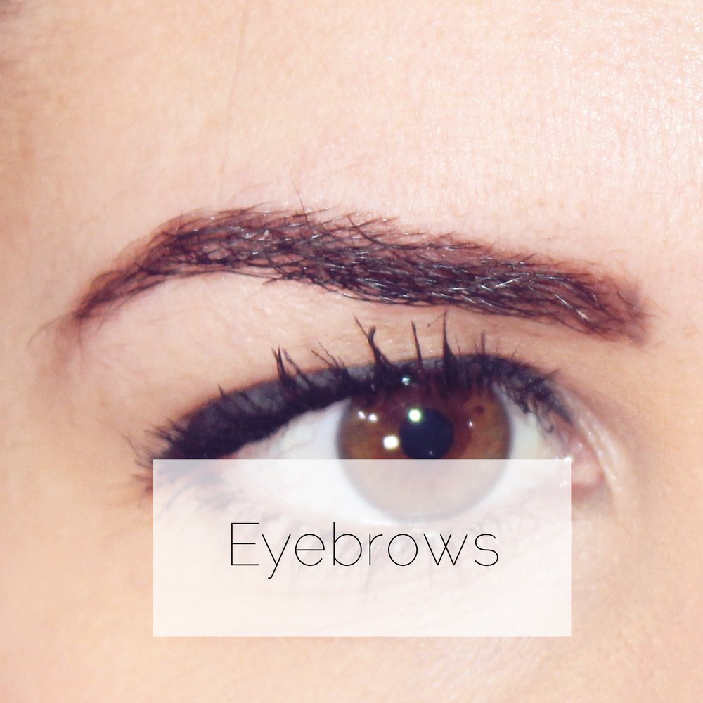 Eyebrows Semi Permanent Makeup