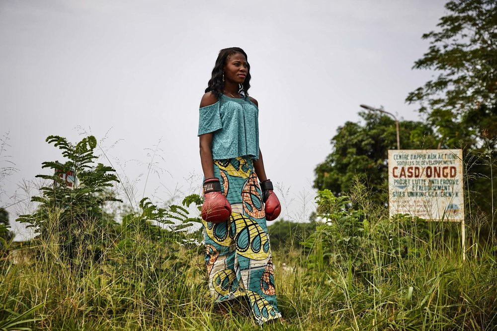 Fight like a Girl: the female boxers of the Democratic Republic of the Congo