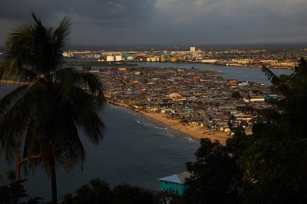 West Point, Monrovia, Liberia.