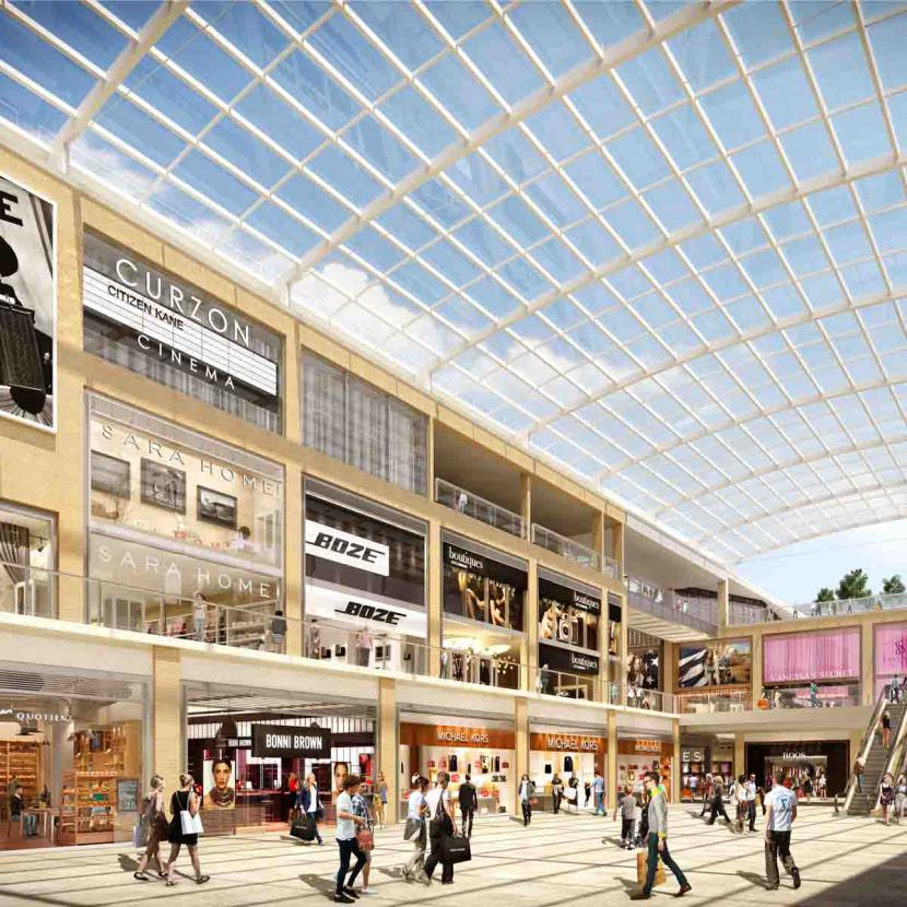 Westgate Oxford Signs More Tenants As Launch Date Nears