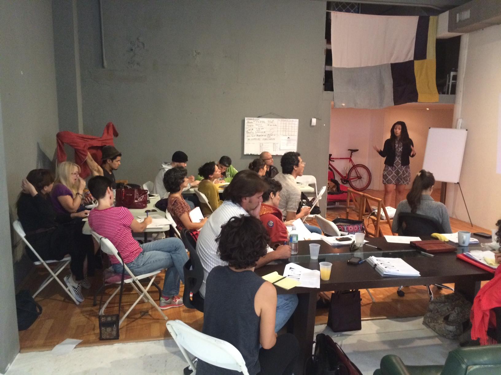 Lab Empresas Creativas - Viviana Mejías